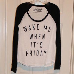 PINK brand lounge/sleep shirt